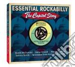 Essential rockabilly cd musicale di Artisti Vari
