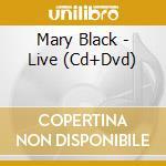 LIVE - CD+DVD cd musicale di BLACK MARY