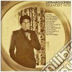 Leonard Cohen - Greatest Hits cd musicale di Leonard Cohen