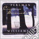 Itzhak Perlman / John Williams - Cinema Serenade cd musicale di John Williams