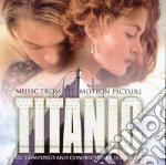 James Horner - Titanic cd musicale di James Horner