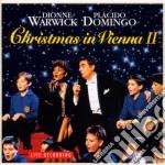 Dionne Warwick / Placido Domingo - Christmas In Vienna 2 cd musicale di WARWICK/DOMINGO