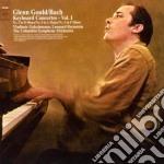 Bach - Concerti Per Piano N. 1,4,5 - Glenn Gould cd musicale di Glenn Gould