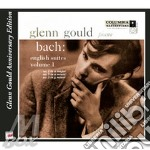 BACH J.S. - SUITES INGLESI N. 1,2,3 cd musicale di Glenn Gould