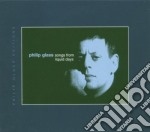 Philip Glass - Songs From Liquid Days cd musicale di Philip Glass