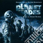 Danny Elfman - Planet Of The Apes cd musicale di Planet of the apes