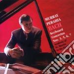 Bach J.S. - Concerti Per Piano N.3,5,6,7 - Murray Perahia cd musicale di Murray Perahia