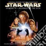 STAR WARS III-REVENGE OF THE SITH cd musicale di John Williams