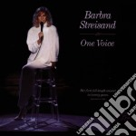 Barbra Streisand - One Voice cd musicale di Barbra Streisand