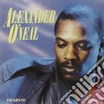Alexander O'Neal - Hearsay cd musicale di Alexander O'neal