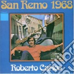 Roberto Carlos - San Remo 1968 cd musicale di CARLOS ROBERTO