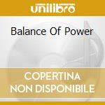BALANCE OF POWER cd musicale di ELECTRIC LIGHT ORCHE