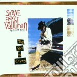 Stevie Ray Vaughan & Double Trouble - The Sky Is Crying cd musicale di VAUGHAN STEVIE RAY