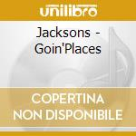 GOING PLACES cd musicale di The Jacksons