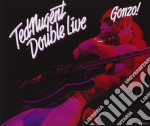 DOUBLE LIVE GONZO cd musicale di Ted Nugent