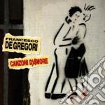 Francesco De Gregori - Canzoni D'amore cd musicale di Francesco De Gregori