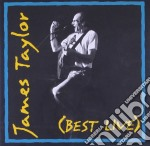 James Taylor - Best Live cd musicale di James Taylor