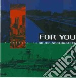 For You - A Tribute To Bruce Springsteen cd musicale di Tribute to bruce spr