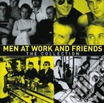 The collection cd musicale di Men at work