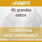 40 grandes exitos cd musicale di Roberto Carlos