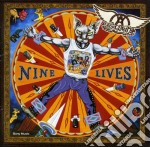 Aerosmith - Nine Lives cd musicale di AEROSMITH