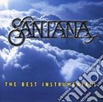 Santana - The Best Instrumentals cd musicale di Carlos Santana