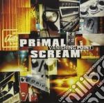 Primal Scream - Vanishing Point cd musicale di Scream Primal