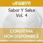 SABOR Y SALSA VOL. 4 cd musicale di ARTISTI VARI