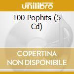 100 Pophits (5 Cd) cd musicale di Artisti Vari