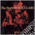 Clash, The - The Story Of The Clash - Vol.1 (2 Cd) cd musicale di The Clash