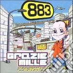 883 - Grazie Mille cd musicale di 883
