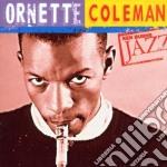 KEN BURNS JAZZ cd musicale di Ornette Coleman