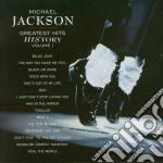Michael Jackson - Greatest Hits History Vol.1 cd musicale di JACKSON MICHAEL