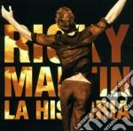 Ricky Martin - La Historia cd musicale di Ricky Martin