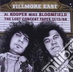 Kooper / Bloomfield - Fillmore East: The Lost Concert Tapes cd musicale di BLOOMFIELD/KOOPER