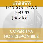 LONDON TOWN 1983-93 (box4cd remast.) cd musicale di THE THE