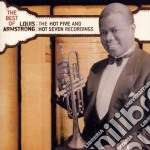 Louis Armstrong - Best Of Hot Five's & Hot Seven's cd musicale di Louis Armstrong