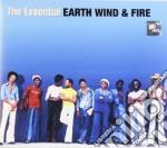 THE ESSENTIAL (2CDx1) cd musicale di Wind & fire Earth