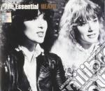 Heart - The Essential (2 Cd) cd musicale di HEART