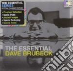 THE ESSENTIAL (2CD) cd musicale di Dave Brubeck