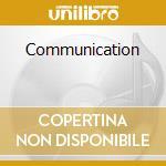 Communication cd musicale