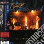 BURNING DOWN THE OPERA/LIVE 2CD cd musicale di EDGUY
