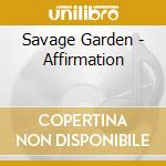 AFFIRMATION/SUPERSTARS & C. CD+DVD cd musicale di Garden Savage