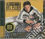 Aa.Vv. - Del Piero Selections cd musicale di ARTISTI VARI