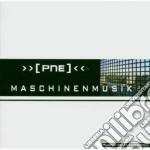 Plastic Noise Experience - Maschinenmusik cd musicale di PLASTIC NOISE EXPERI