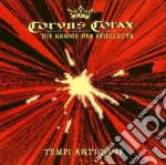 Corvus Corax - Tempi Antiquii cd musicale di Corax Corvus