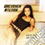Here for the party cd musicale di Gretchen Wilson
