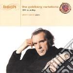 BACH JS - VARIAZIONI GOLDBERG (REG 1981 cd musicale di Glenn Gould