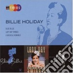 BLUE BILLIE+LADY DAY+A MUSICAL ROM. cd musicale di Billie Holiday