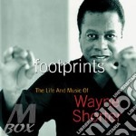 FOOTPRINTS:THE LIFE & THE MUSIC OF cd musicale di Wayne Shorter